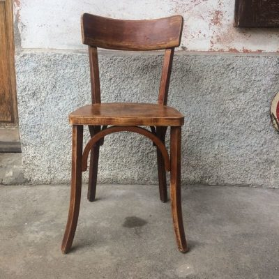 Ancienne chaise vintage Baumann
