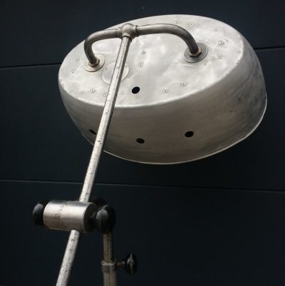 Lampe atelier vintage RG Levallois
