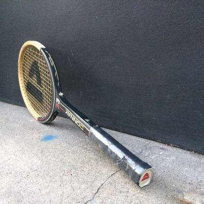 Raquette tennis Donnay cadre bois