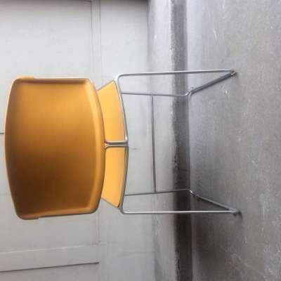 Chaise vintage design steelcase