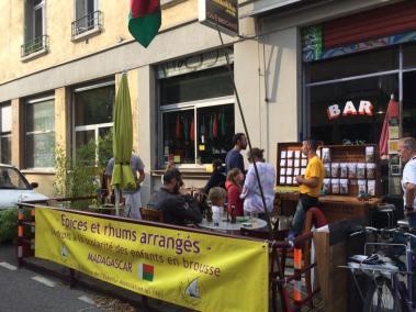 Café brocante vntage by fabichka grenoble