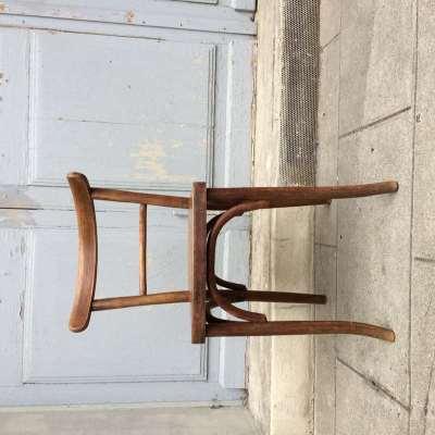 Chaise bistrot rétro baumann