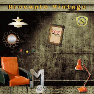 Vintage by fabichka la petite brocante vintage