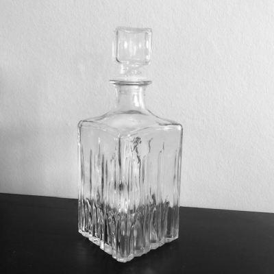 Carafe whisky vintage