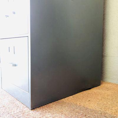 Meuble industriel 4 tiroirs pour dossiers suspendus