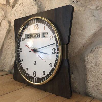 Horloge formica Jaz vintage
