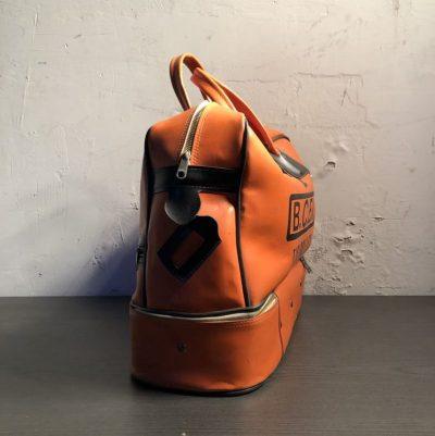 sac pétanque vintage