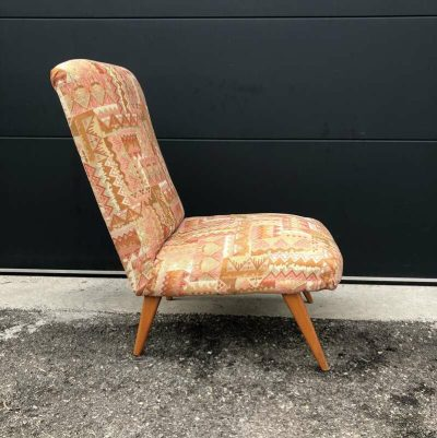 Fauteuil design danois vintage