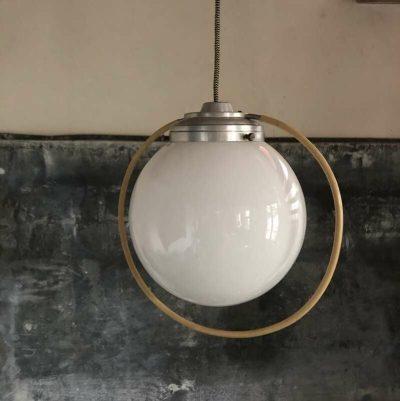 Suspension globe vintage
