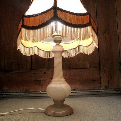 Lampe à poser vintage Art Déco