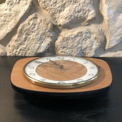 Pendule formica vintage