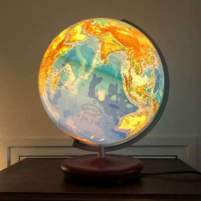 Globe terrestre Duplex Columbus