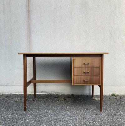 Bureau années 60 design scandinave
