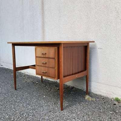 Bureau vintage années 60