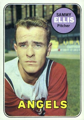 Image result for 1969 SAMMY ELLIS BASEBALL CARD
