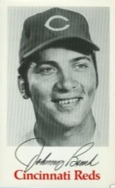 1970 Cincinnati Reds Team Issue Johnny Bench Baseball