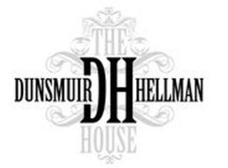 Dunsmuir-Helman House logo
