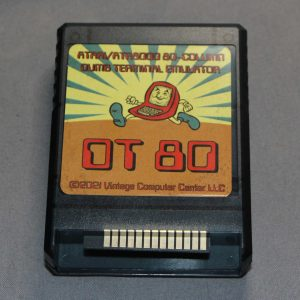 DT-80 Cartridge