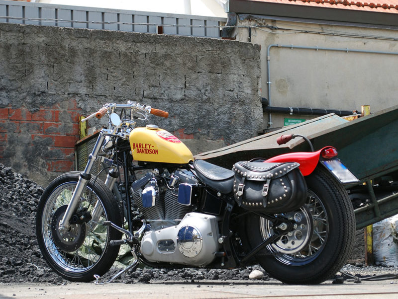 Harley-Davidson Softail Standard 1340