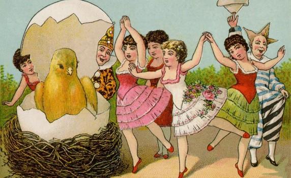 Eggs Vintage Fangirl Part 2