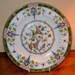Antique Wedgwood Plates Antique Wedgwood Indian Birds