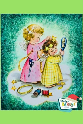 Collecting Vintage Christmas Cards Vintage Garage Chicago