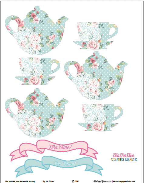 teapot crafting elements