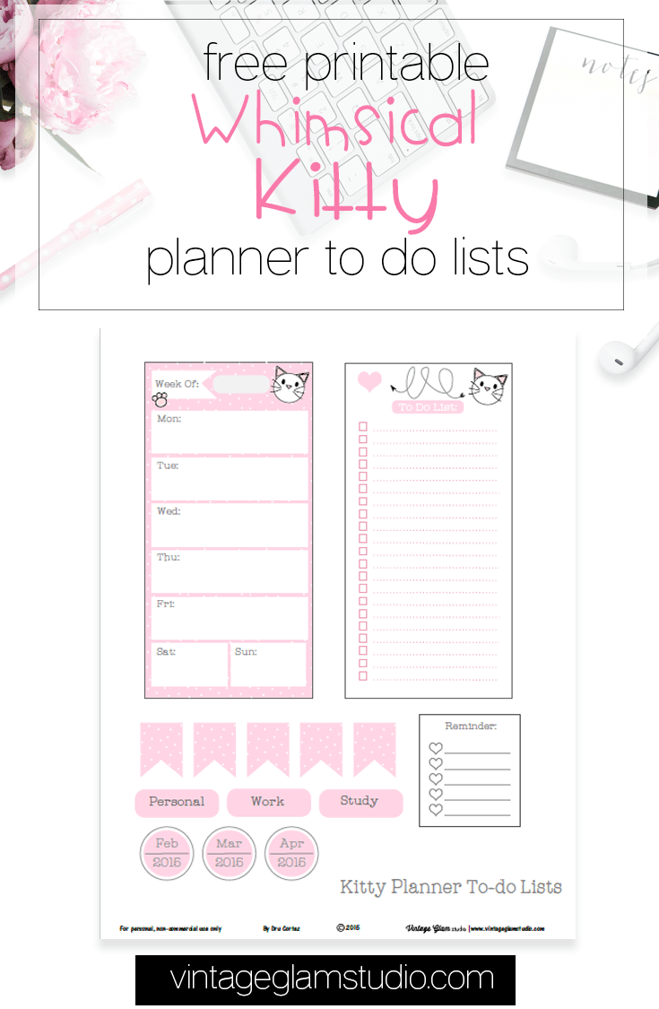 Whimsical-kitty-to-do-lists
