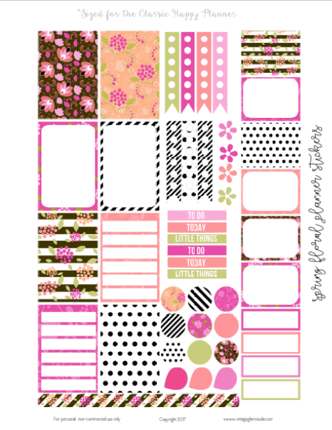 graphic about Free Printable Washi Tape named washi tape strips Archives - Common Glam Studio