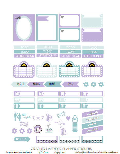 planner stickers page 2