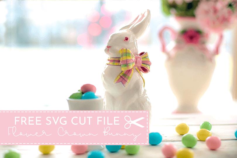 ceramic bunny, egg candy