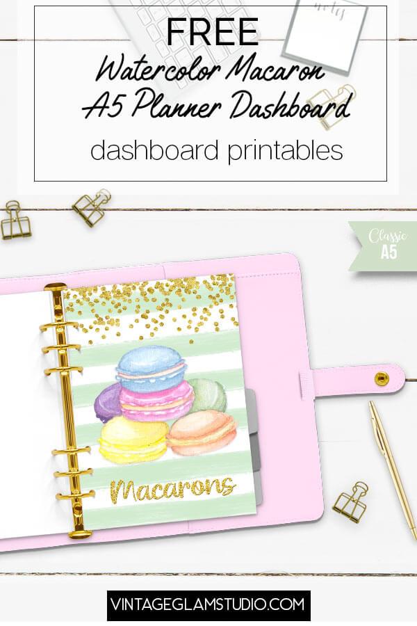 planner dashboards