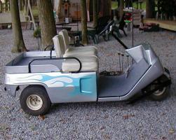 Cushman  Vintage Golf Cart Parts Inc