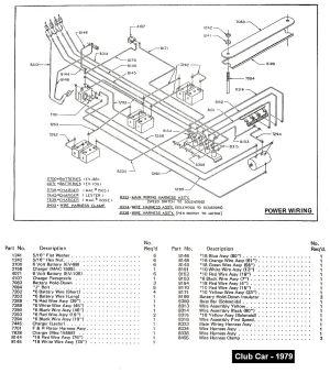 1979 club car schematic