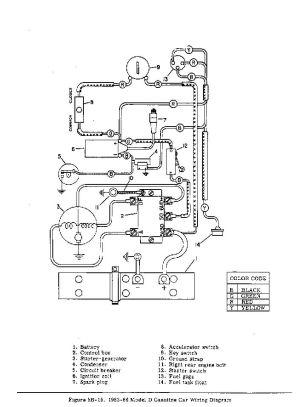1964 D wireing help