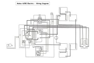 Columbia Par Car 48v Wiring Diagram  Wiring Diagram