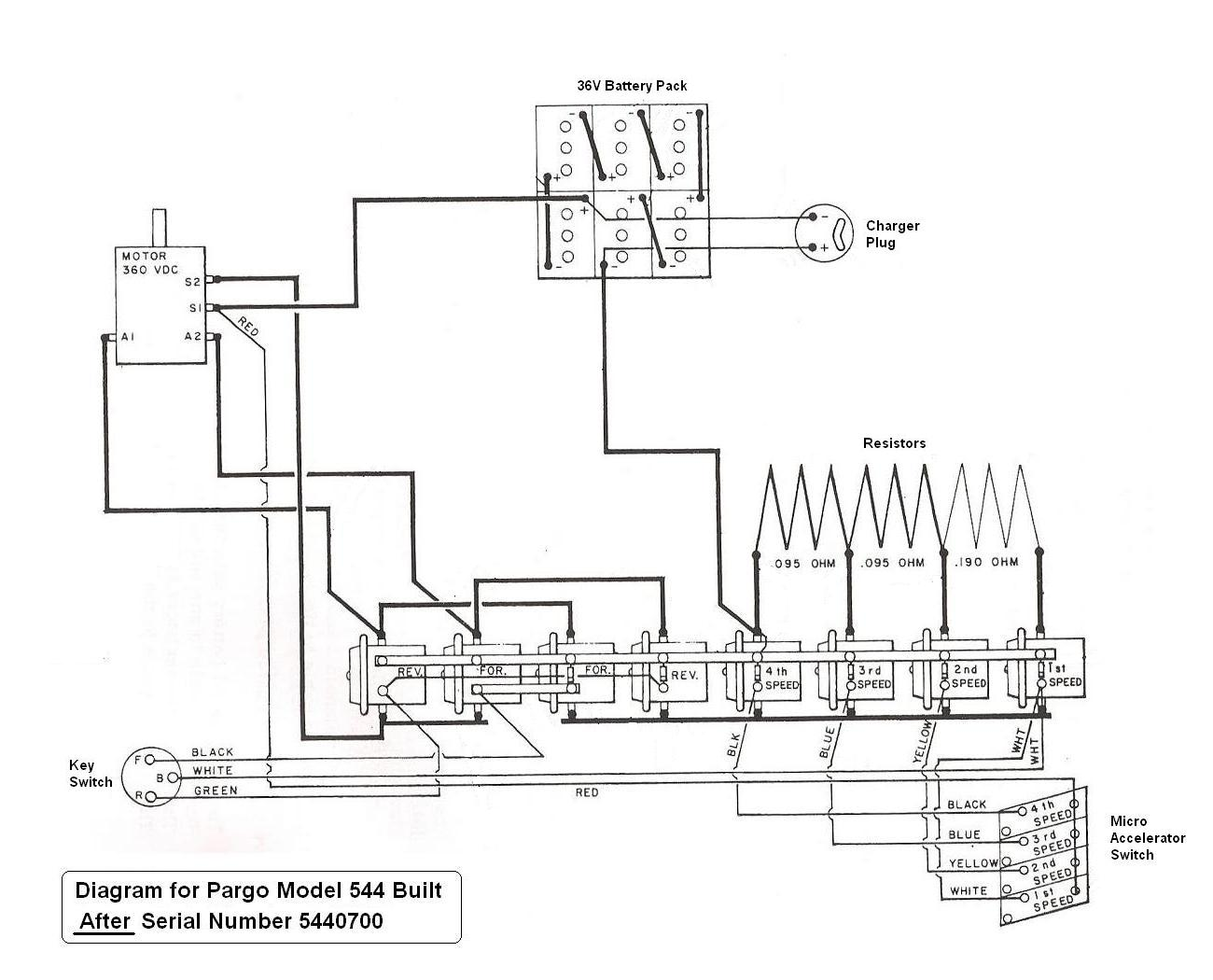 K101 Ez Go Electrical Diagram