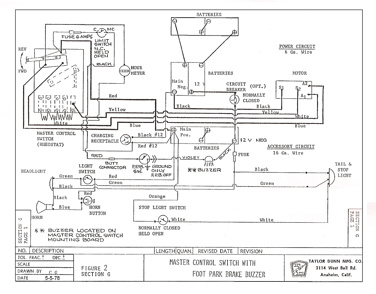 36v Lester Battery Charger Wiring Diagram