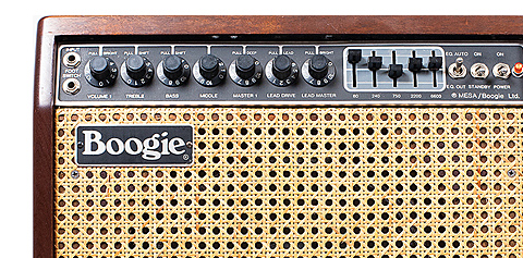 The Mesa Boogie Mark Iic