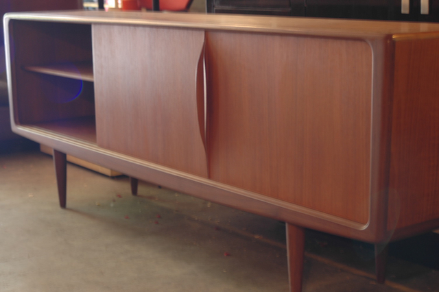 Sideboard By HW Klein For Bramin Danish 1960s
