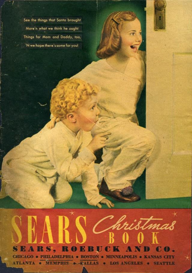 1937 Sears Christmas Catalogue