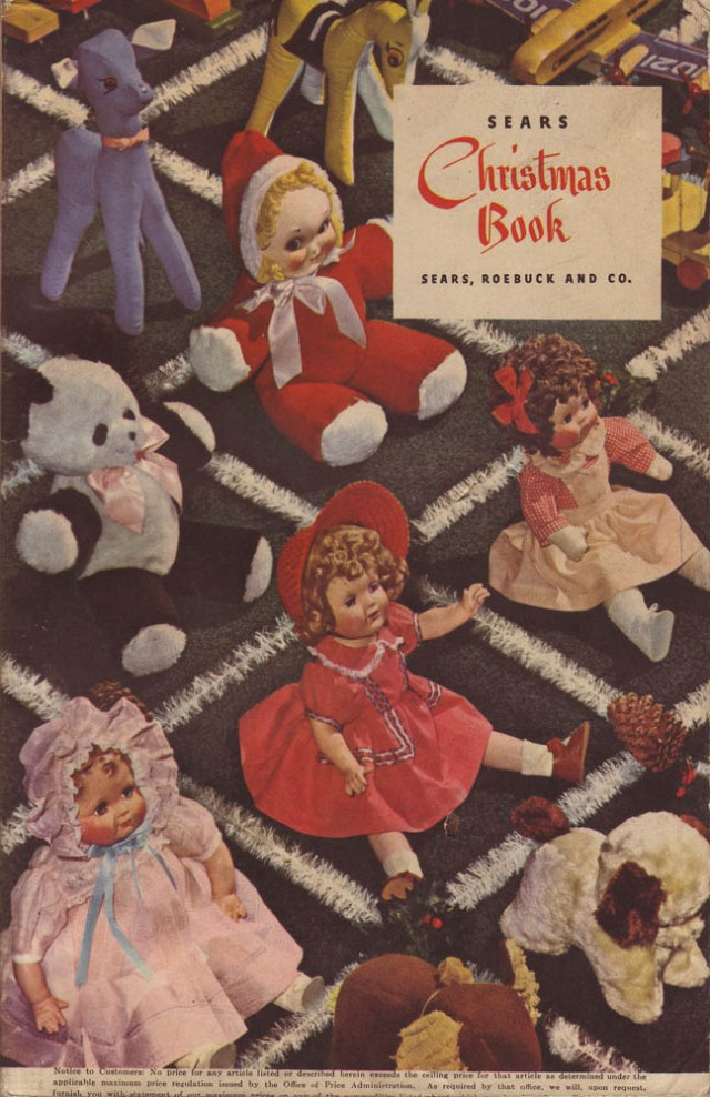 1944 Sears Christmas Book