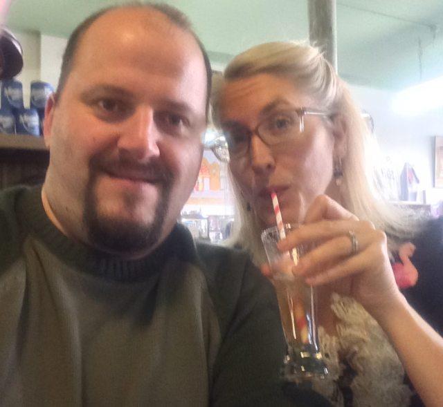 A.Schwab Soda Bar Memphis