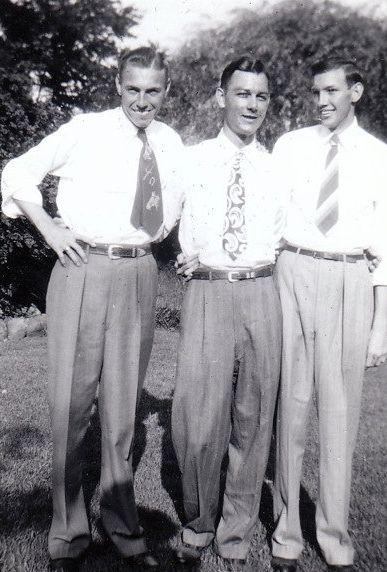 1940s Men Style