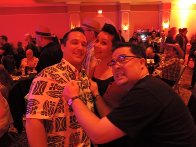 Viva Las Vegas Rockabilly Weekend 18, 2015