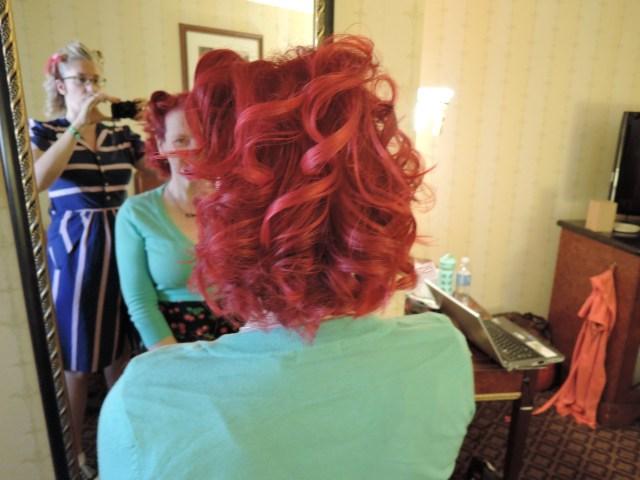 Vintage Hairstyles Viva 18