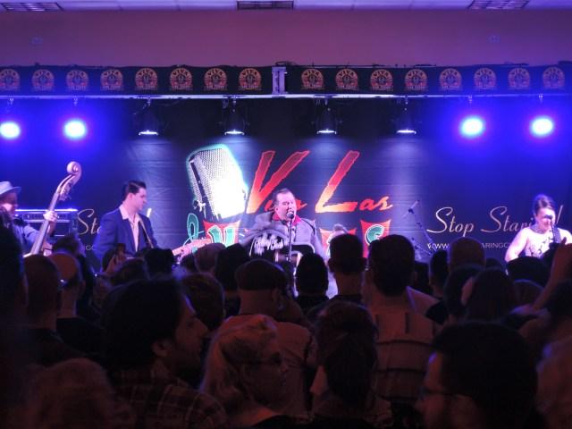 Jittery Jack at Viva Las Vegas 18 2015