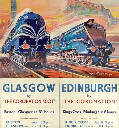 Glasgow vintage advertising