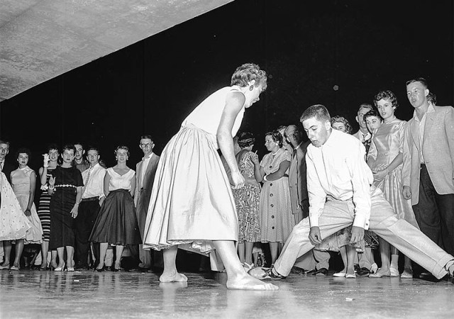Kenwick on the Lake Dancing Brights Grove 1950s