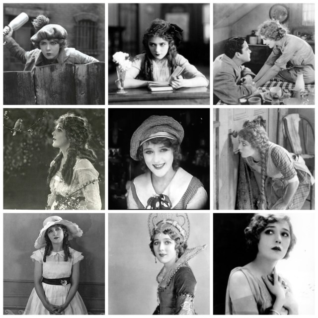 Mary Pickford in the Movies